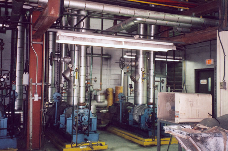 25 MW Combined Cycle Power Plant with L20A Gas Turbine Delivered